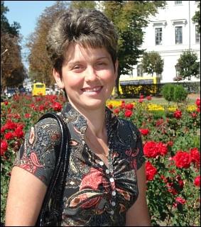 Пантюх Валентина Василівна