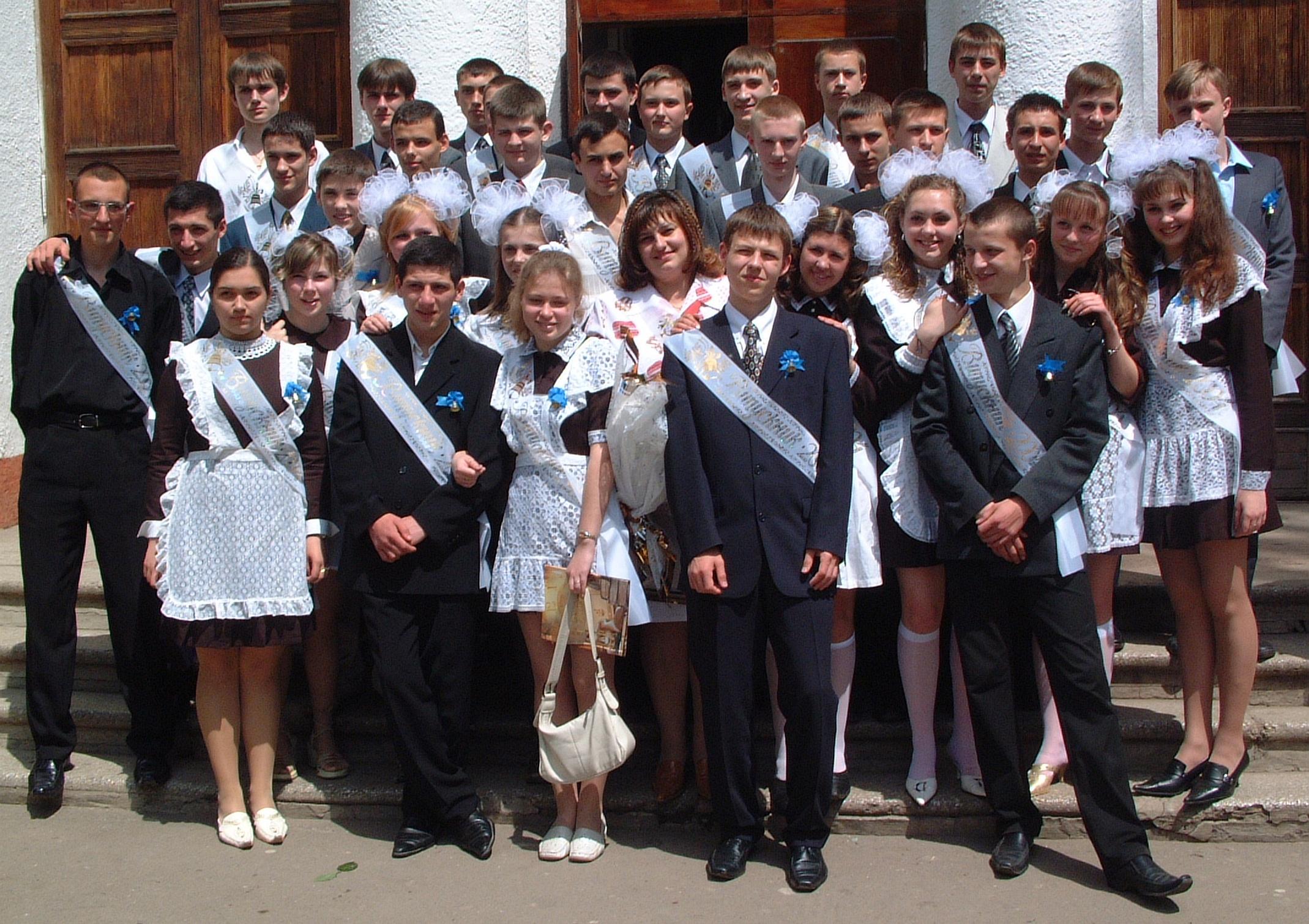 Полтавська гімназія 9 Випуск 2004 11-А Пилипенко Людмила Олександрівна